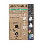 Padico Waterdrop Mold Label