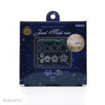 Padico mallen Jewel Mold Mine Star