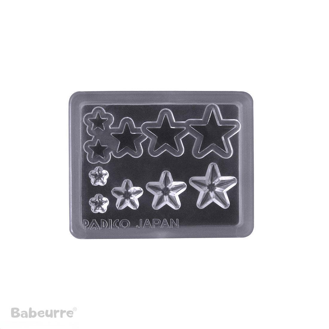 Padico Jewel Mold Mini Star