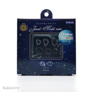 Padico mallen Jewel Mold Mini Stone