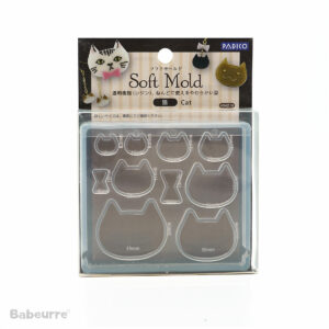 Padico mallen Soft Mold Cat