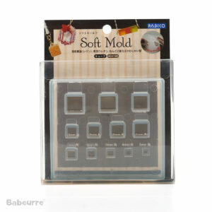 Padico mallen Soft Mold Cube