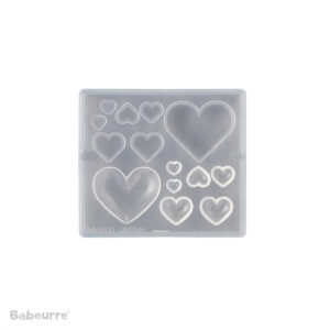 Padico mallen Soft Mold Heart