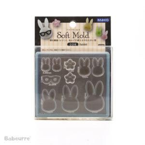 Padico mallen Soft Mold Rabbit