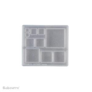 Padico mallen Soft Mold Square Plate