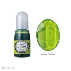 Padico pigment original yellow green