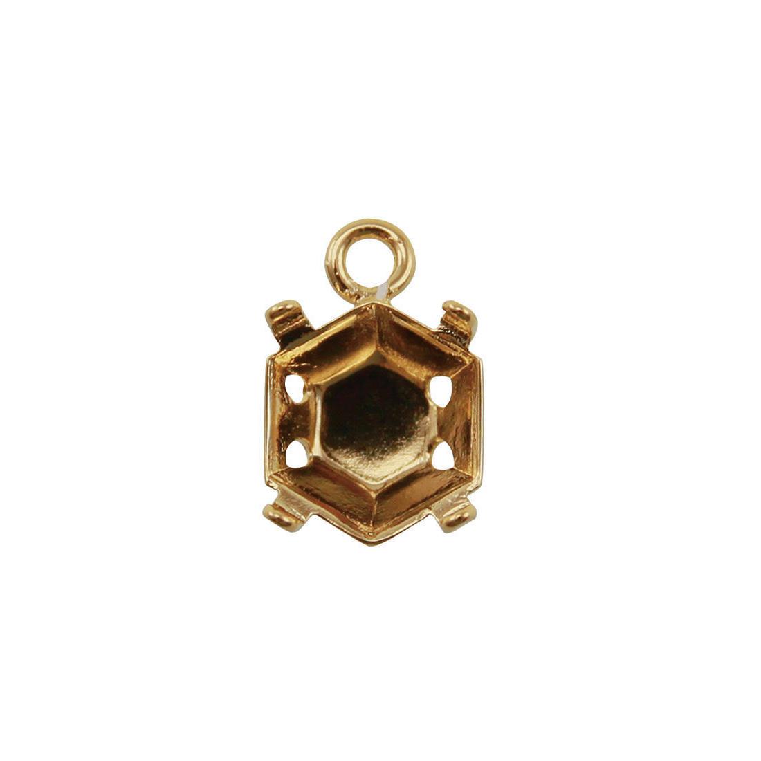 Padico Setting for Jewel Mold mini Hexagon B