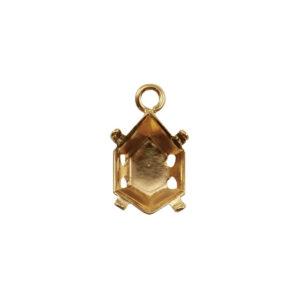 Padico Setting for Jewel Mold mini Hexagon E