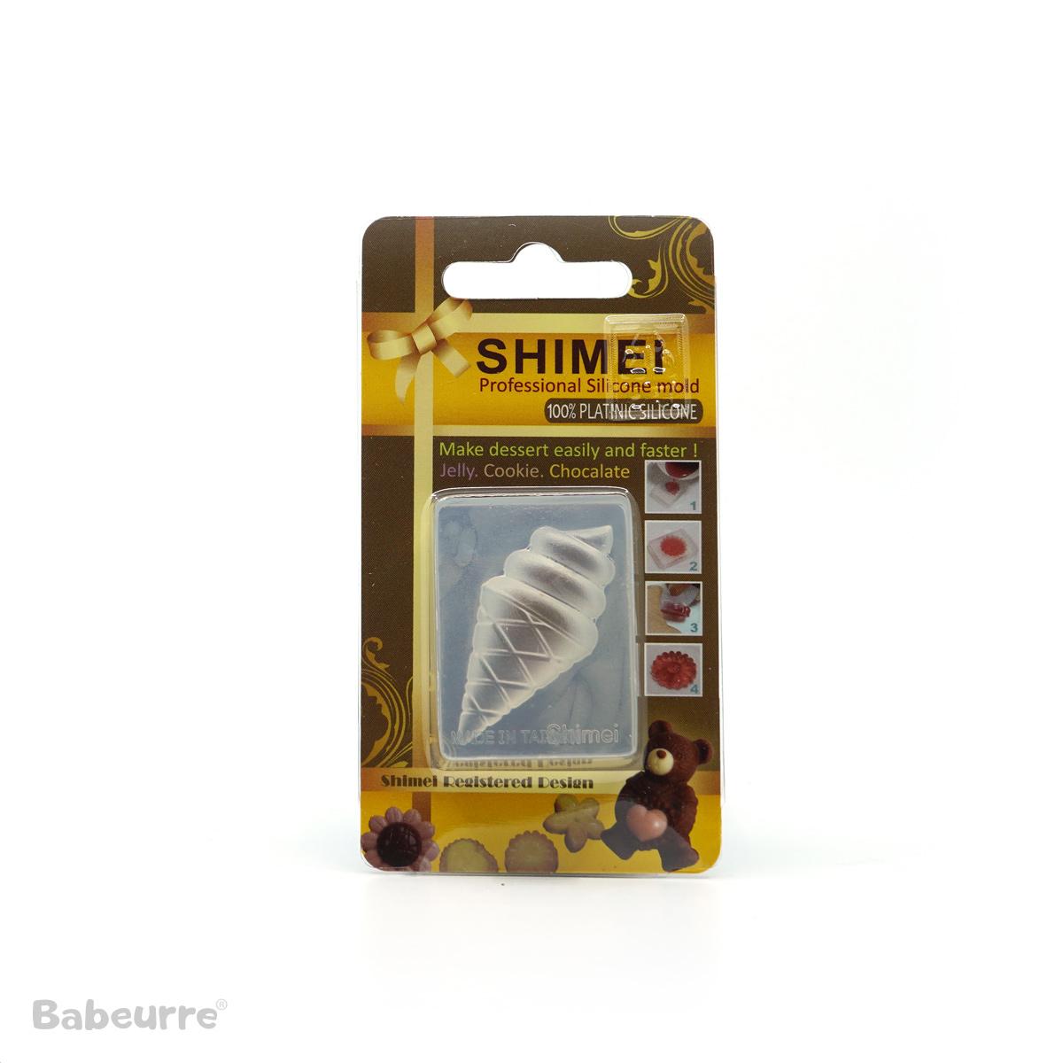 Shimei mallen Soft Mold Icecream