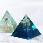 Pyramids - Set van 5 in verschillende formaten