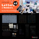 Babeurre Starterset Letters and Numbers