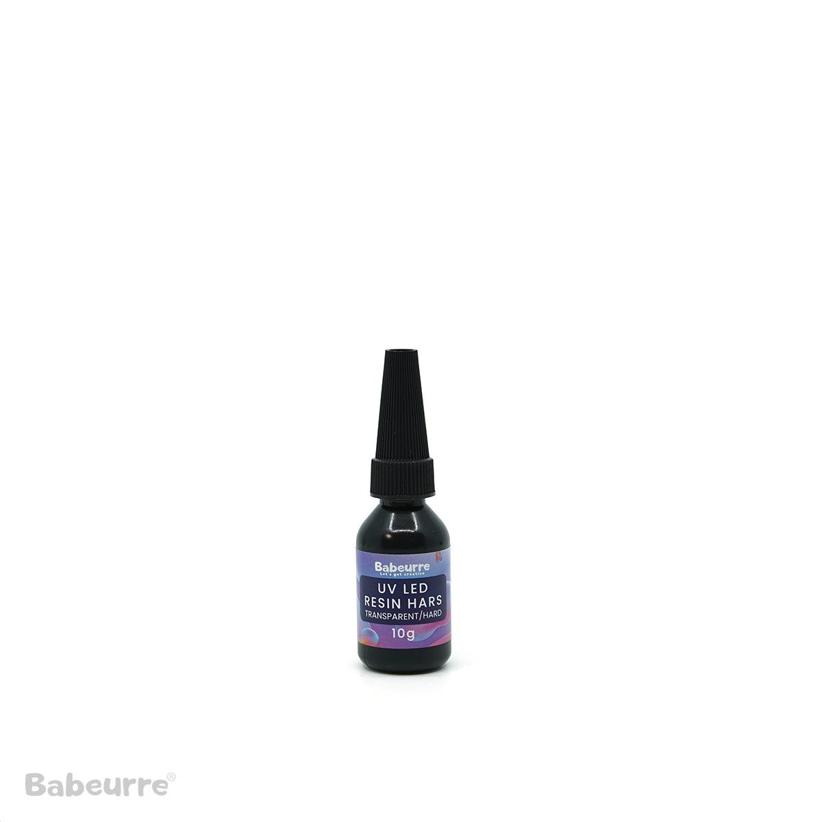 UV Led Resin Hars Babeurre Hard Huismerk Transparant 10gr
